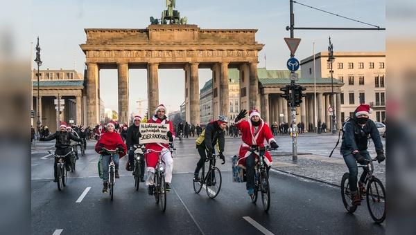 Sicheres Radfahren in Berlin als Ziel