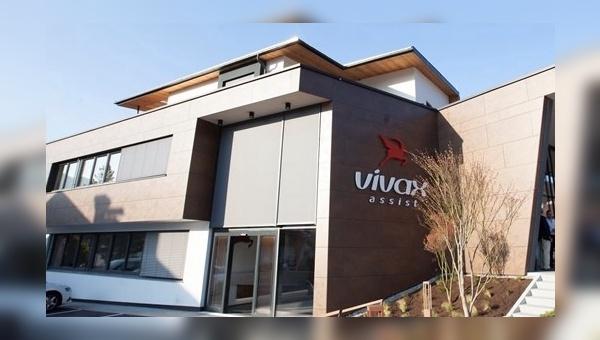 Der neue Firmensitz wurde 2017 eingeweiht.