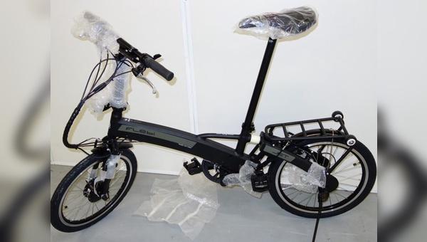Vor diesem E-Faltradmodell wird gewarnt.