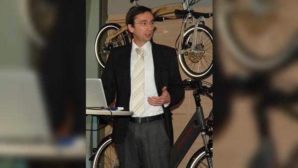 Andreas Lübeck erklärte bei VivaVelo seine Sicht des Fachhandels in unserer Branche.