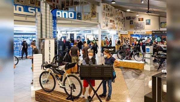 Hausmesse in Stuttgart