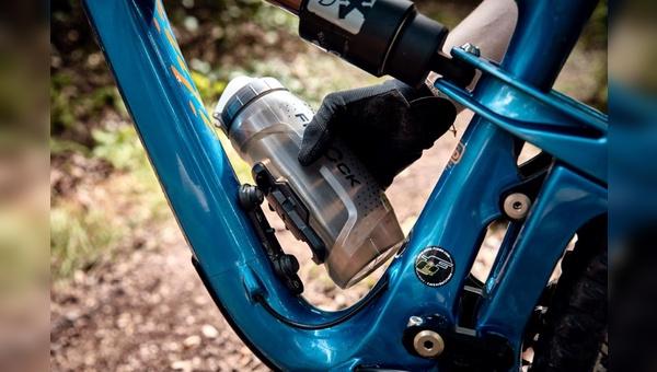 Die neue Flasche Twist bottle 590 weist Detailverbesserungen auf