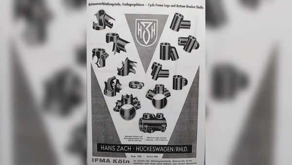 1967: Einfach zeigen, was man hat. Die Produkt-Palette als Kaufanreiz fuer denBusiness-Kunden.
