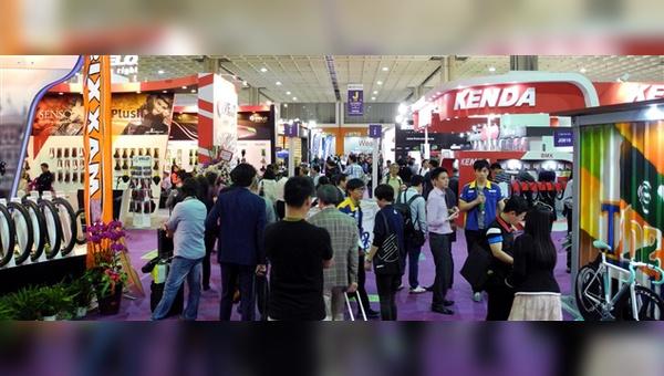 Einen deutlichen Zuwachs der Besucher aus dem asiatischen Ausland wurde auf der Taipei Cycle Show 2015 registriert.