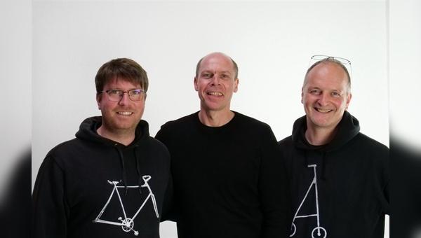 v.l. Robert Koch, Markus Ostermann, Markus Schulz