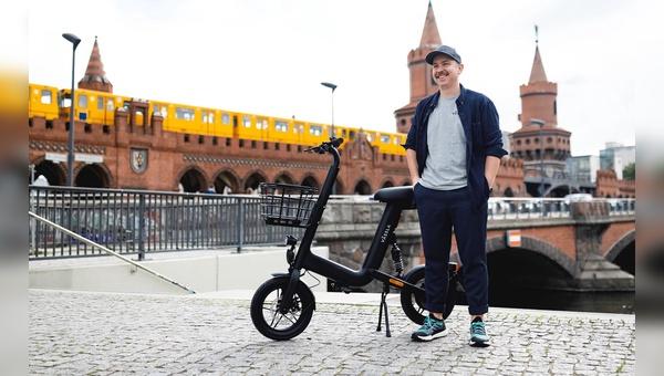 Hannes Ahbe ist als General Manager fuer den deutschen Markt zustaendig.