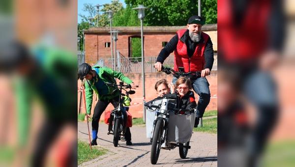 Die Spezialradmesse in Germersheim sucht einen neuen Termin