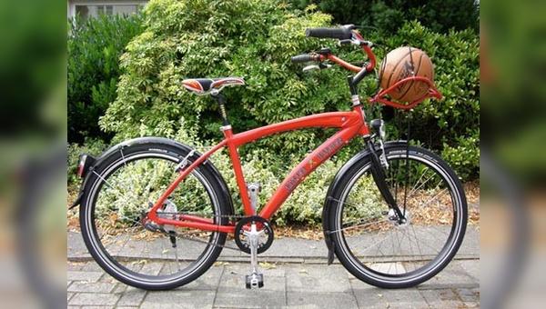 Das Dragons-Bike