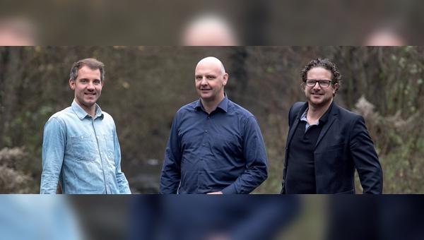 Michael Hecken, Kalle Nicolai, Benjamin Börries