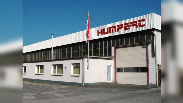 Humpert-Werk in Wickede