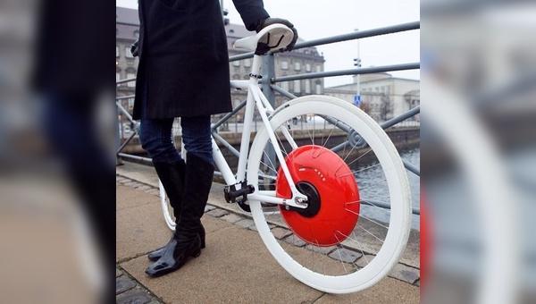 Gewinner bei den Bike Expo BrandNew Awards