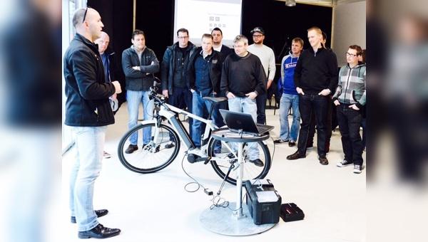Derby Cycle lädt zu Händlerschulungen