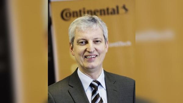 Neuer Vorstand er Continental AG und Verantwortlicher für ContiTech