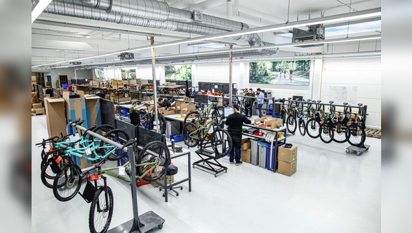 Neue Produktionsraeume in Bocholt