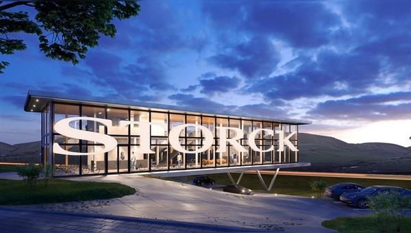 Storck plant einen neuen modernen Store-Neubau.