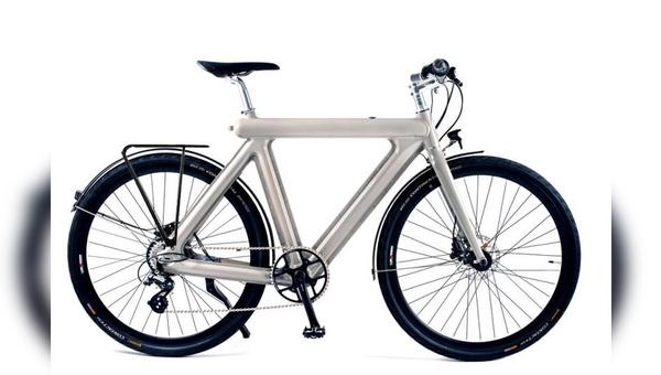 Pressed-E-Bike aus Italien