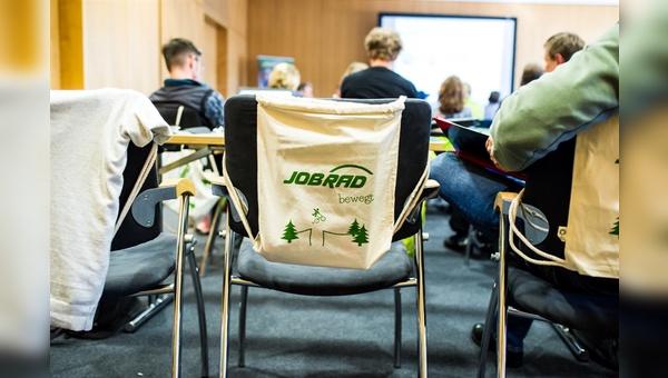 Fortbildung in Sachen JobRad an 17 Standorten.
