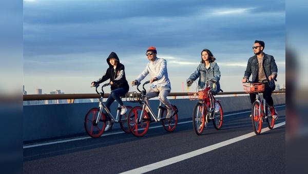 Sind Mobike-Leihräder bald auch öfter in Europa zu sehen?
