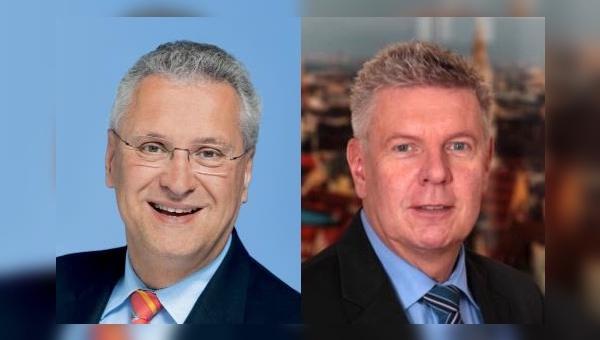 Die beiden Schirmherren der Münchner E BIKE DAYS