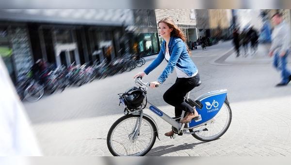 Nextbike vergibt Großauftrag über 40.000 Fahrräder