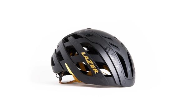"""Der Helm """"Century"""" - eine Hommage an ein goldenes Jahrhundert des Radrennsports."""