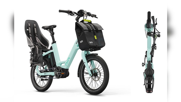 Die TdS Rad AG bringt die neue Marke QiO in die Schweiz