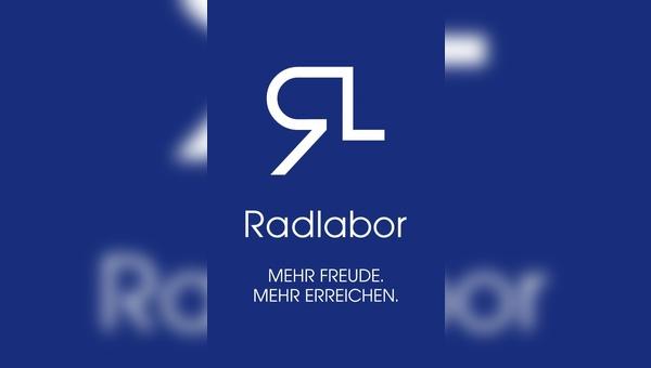 Auch beim Logo macht sich der Relaunch des Radlabors bemerkbar.