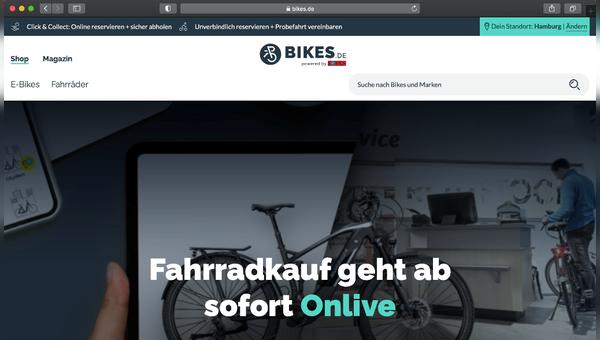 Neuer digitaler Marktplatz