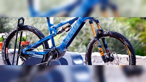 Das E-Bike-Antriebssystem Sachs RS steht in den Startlöchern zum Markteintritt.