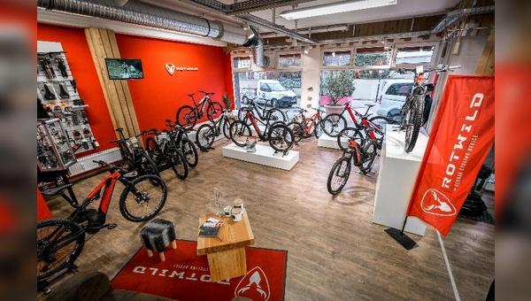 Der zweite Rotwild-Shop ist gestartet.