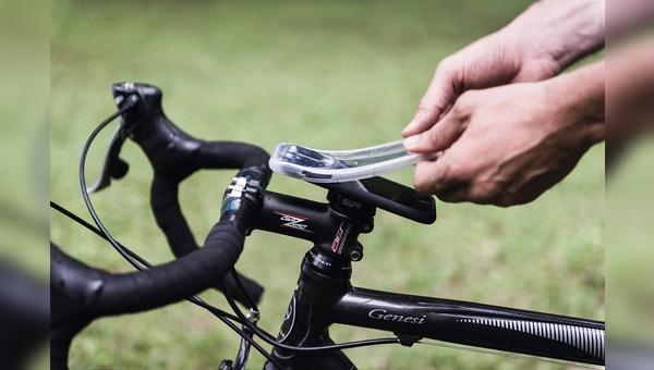 SP Connect bietet praktische Zubehör fürs Fahrrad. Vertrieb: Paul Lange