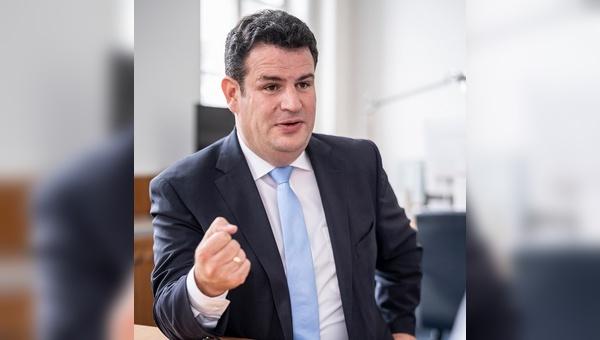 Minister Hubertus Heil