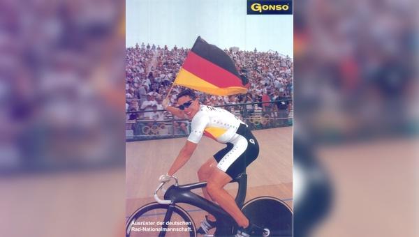 Gonso hat nicht nur im Radsport Tradition, konzentriert sich aber inzwischen ausschließlich auf Bikewear.