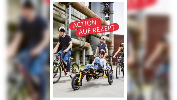 Ratgeber zur Beantragung von Therapierädern