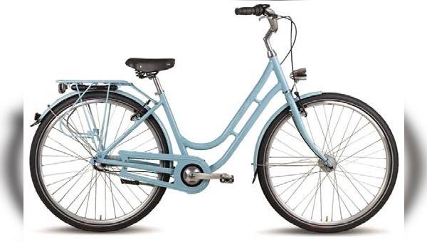 Damenrad der neuen Mifa-Marke Vaun