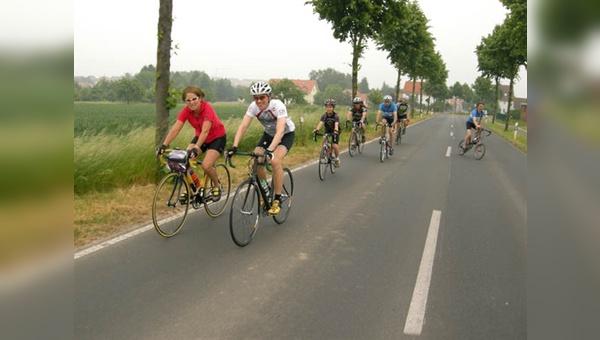 Unter den sportlich Aktiven zählt Radfahren zu den beliebtesten Sportarten.