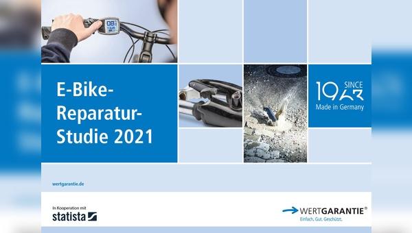 E-Bike-Reparatur-Studie 2021 von Wertgarantie / Weiterer Text über ots und www.presseportal.de/nr/127001 / Die Verwendung dieses Bildes ist für redaktionelle Zwecke unter Beachtung ggf. genannter Nutzungsbedingungen honorarfrei. Veröffentlichung bitte mit Bildrechte-Hinweis.