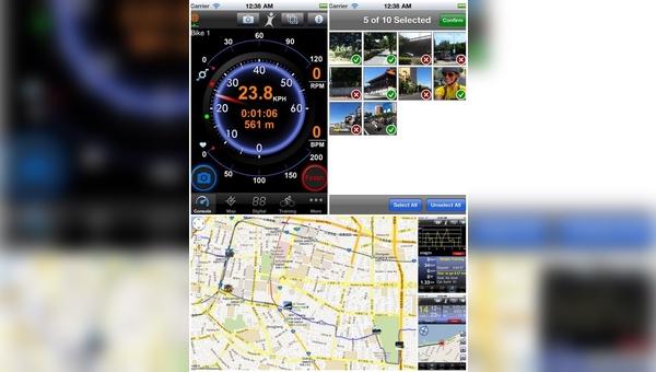 BikeBrain-App in Version 2.0