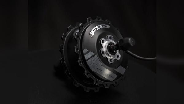 Heckmotor im FSA-System H.M 1.0
