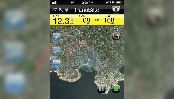 PanoBike App