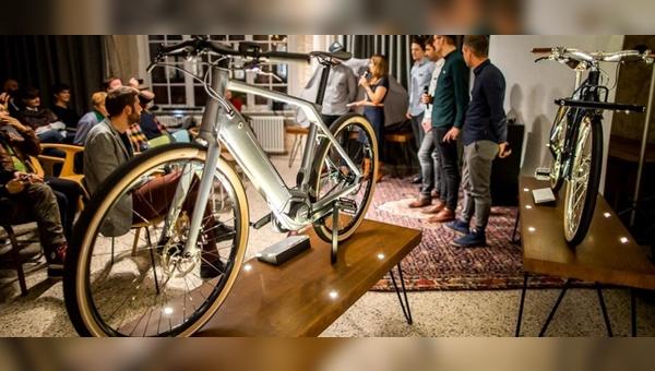 In Berlin-Kreuzberg präsentierte Schindelhauer erstmals die neue E-Bike-Kollektion