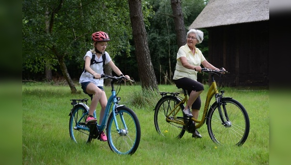 Victoria präsentiert sich als Fahrradmarke für die ganze Familie