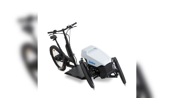 Die Fahrradtechnik kommt von HNF Heisenberg.