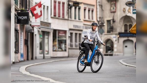 Die Veloverkaufe stiegen im Jahr 2019 in der Schweiz weiter an.