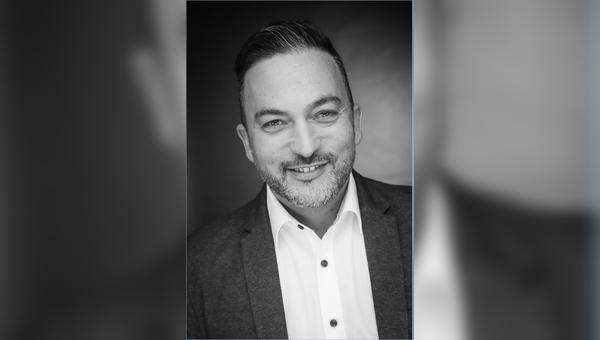Rasched Abu-Isbeih ist neuer Verkaufsleiter Deutschland