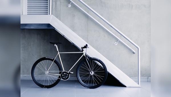 Die Singelspeed-Bikes rollen ab sofort via fahrrad.de nach Deutschland
