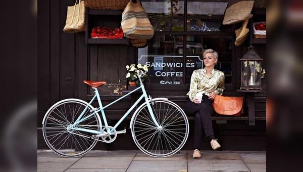 Radfahren als Stilfrage