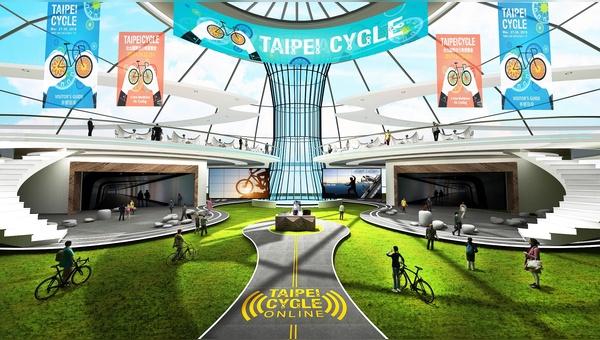 Die Taipei Cycle Show findet mit Hinblick auf internationale Besucher in einer virtuellen Form im Maerz statt.
