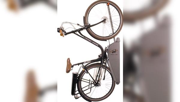 Wheelylift - Fahrradhebesystem