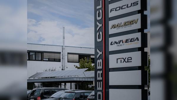 Derby Cycle reagiert in Cloppenburg auf die Corona-Krise